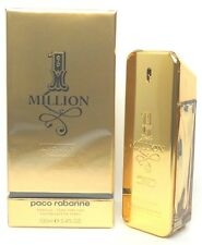 1 Million Absolutely Gold Paco Rabanne Pure Perfume 3.3 oz.Sealed Box (sku:6555)