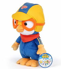 PORORO 38CM Plush Soft Korean Animation Dolls Rag Toy Stuffed Animals Baby Kids
