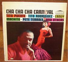TITO PUENTE, MACHITO - CHA CHA CHA CARNIVAL  #FC-9096 - LATIN SALSA MUSIC LP