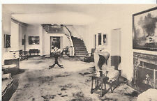 America Postcard - Cooperstown - Hallway of Fenimore House  - New York   ZZ2691