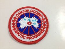 Canada Goose Arctic Program  Iron On Woven Patch