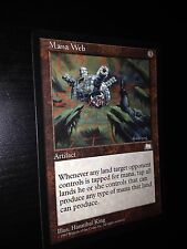 MTG MAGIC WEATHERLIGHT MANA WEB (ENGLISH TOILE DE MANA) NM