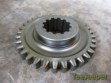 NOS Sliding Gear 33-12 TEETH Output Shaft Transfer Case Jeep Willys CJ3B CJ5 CJ6