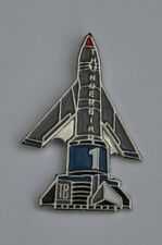 Thunderbirds - Thunderbird 1 - Quality Enamel Pin Badge