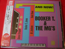 Booker T. & The MG's And Now! CD NEW SEALED Remastered Soul In The Midnight Hour