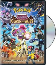 Pokemon Movie 18: Hoopa & The Clash Of Ages (2016, DVD NIEUW)