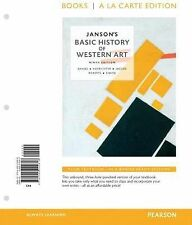 Janson's Basic of History of Western Art, Books a la Carte Edition by Ann M....