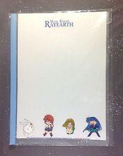 Magic Knight Rayearth Binder Paper Holder Anime Hikaru Umi Mokona Fuu