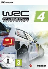 Ordinateur PC Jeu WRC 4 - FIA World Rally Championship 2013 Expédition DVD