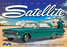 Moebius 1965 Plymouth Satellite Model Car Mountain 1/25 New! In Stock Today!