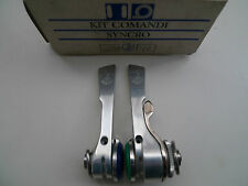 Vintage NOS 80s Campagnolo C Record 8 Sd DUEL Friction/Syncro Shifters 4 Colnago