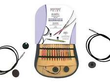 Knitter's Pride ::Dreamz Symfonie Wood Special Interchangeable Needle Set:: 16""