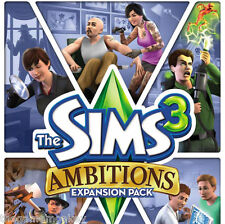 THE SIMS 3 AMBITIONS expansion [PC/Mac] Origin key