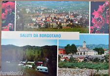 saluti da BORGOTARO non viagg. (anni 1970/80) Parma
