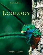 Ecology: The Experimental Analysis of Distribution and Abundance 6th Int'l Editi