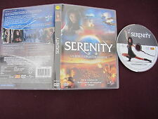 Serenity de Joss Whedon avec Nathan Fillion, DVD, SF/Action