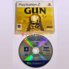 GUN Ps2 Versione Promo Europea gioco completo »»»»» SOLO DISCO