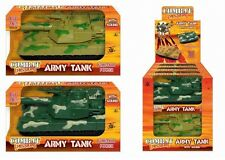 Combat Mission Army Tank With Sound & Friction Power Toy
