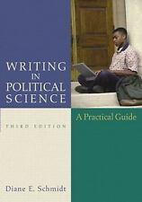 Writing in Political Science by Diane Schmidt