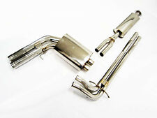 OBX Catback Exhaust System 04-07 Volvo S60R S60 R 2.5L I6 AWD Turbo