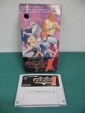 SNES -- ODESSERIA 2 -- Can be data save! Super famicom. Japan game.