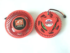 75mm ATI Radeon HD4870 5870 HD5850 5970 HD6970 Graphic Card Fan BASA0725R2U