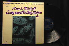 Andy and The Bey Sisters-'Round Midnight-Prestige 7411-MILT HINTON