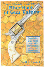NEW Blue Book of Gun Values 35th Anniversary Edition S.P. Fjestad 9781936120437