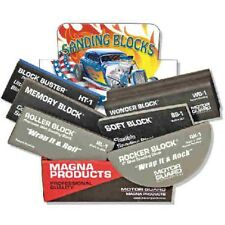 Flexible Sanding Block Assortment Of 6 Popular Blocks MOTORGUARD AP-2