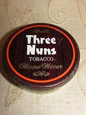 Vintage Collectable Bell's Three Nuns Tobacco Tin