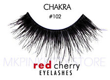 Red Cherry Lashes #102 False Eyelashes [LOT OF 3]* NEW*