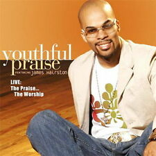 ~COVER ART MISSING~ Youthful Praise CD Live: The Praise...The Worship