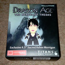 Dragon Age Heroes Of Thedas Sacred Ashes Morrigan Titan Vinyl Figure Loot Gaming