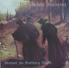 Judas Iscariot-Distant in Solitary Night CD One of the most prominent Cult Black