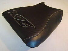 KAWASAKI ZX7R ZX750 ZX7  FRONT CUSTOM SEAT COVER MADE OF VINYL 1991/1992