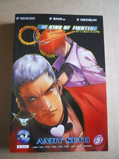 The KIng of Fighters Zillion  Andy Seto vol.5  [G370L]