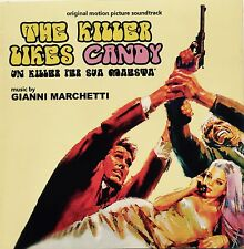 GIANNI MARCHETTI - THE KILLER LIKES CANDY - Soundtrack CD