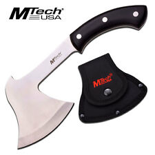 Sharpened Mtech Hunting Survival Axe Hatchet Pakkawood Handle & Sheath #AXE9