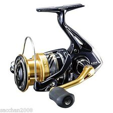 SHIMANO 16 NASCI 2500HGS Spinning Reel X-SHIP from Japan New