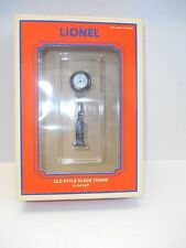 Lionel #14147 LCCA Overstamp 2006 Old Style Clock Tower