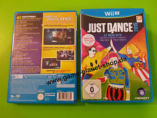 Just Dance 2015 Nintendo wiiug OVP de poche compl. collection Game-planet-shop