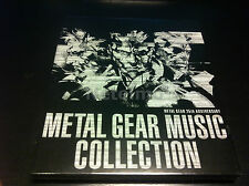 1216 METAL GEAR 25th Anniversary Playstation Game Music SOUNDTRACK CD New Music
