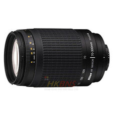Nikon AF Nikkor 70-300mm f/4-5.6 G Lens Black 70-300 f4-5.6 for D810 D610 D4 NEW