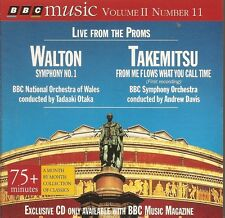 BBC Music - Vol.2 No.11 / Takemitsu - From me flows what you call Time