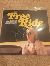 """FREE RIDE 7"""" CLEAR* RARE * PEARL JAM * MIKE MCCREADY SIGNED"""