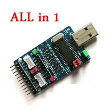 ALL IN 1 Multifunction USB to SPI/I2C/IIC/UART/TTL/ISP Serial Adapter Module