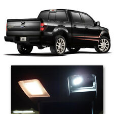 9 Pieces Xenon White SMD LED Interior Lights Package Kit For 2009-2014 Ford F150