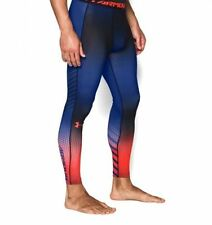 Under Armour EXO Printed Compression Tights Pants LARGE L 40-42 1260472 NWT