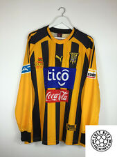THE STRONGEST 00s L/S Home Football Shirt (XL) Soccer Jersey Bolivia