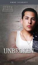 Unbroken (Urban Underground), Saddleback Educational Publishing, Good Condition,